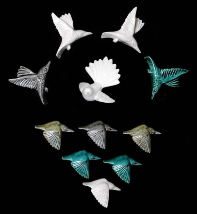 Circle of Birds