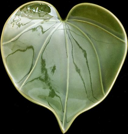 Icon Kawakawa (Heart Leaf)
