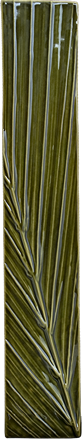 Wall Longbox Nikau Leaf