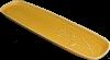 Olive plate carved