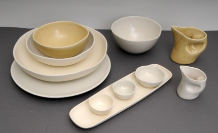 Dinner set pieces